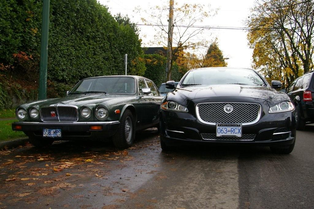 The XJ - Then and Now