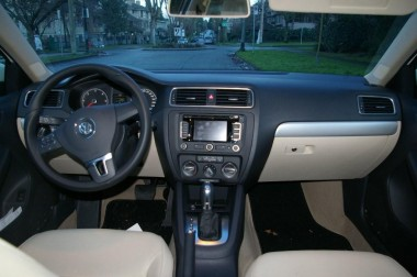 VW Jetta Interior