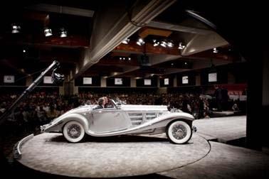 1937 Mercedes
