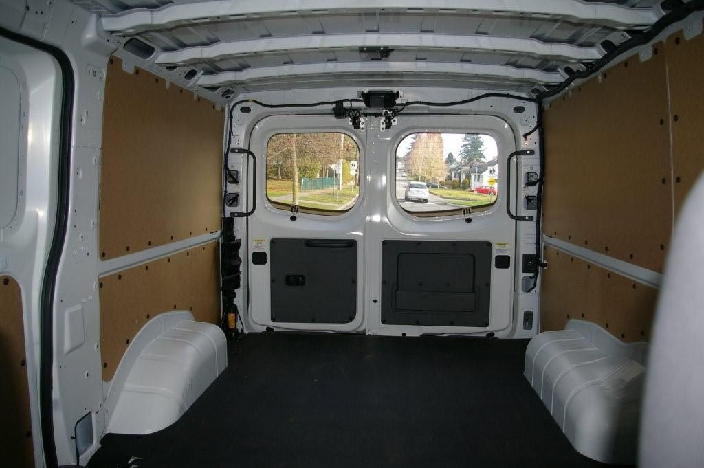 DEC Truck Talk Nissan NV Cargo Bay