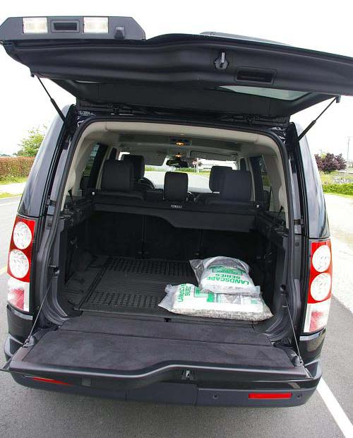 2012 Land Rover LR4: Improved Capability