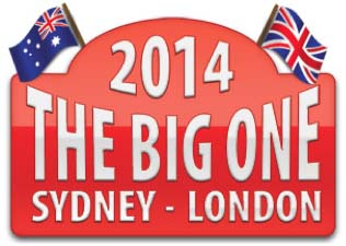 Events TWE Ran The Last London Sydney Marathon Rally In 2004 And Now Is Back With A Twist It Will Be Run Opposite Direction