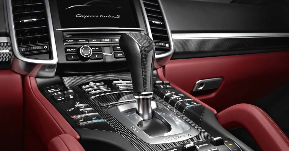 Porsche announces cayenne turbo s version for 2013 western driver Porsche cayenne interior parts