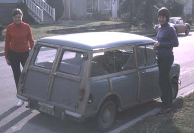 Mini Vancouver 1970 Photo 1