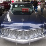 1957 Lincoln Continental Mk11 368. High bid of $20,000.