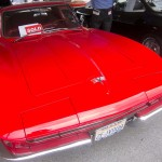 1964 Corvette Coupe. Sold at $45,050.