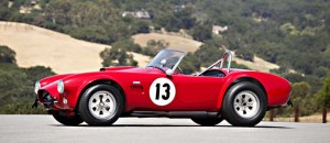 1964 Shelby 289 Cobra Competition Roadster Estimate: $2,000,000-2,500,000 Images copyright and courtesy of Gooding & Company. Photos by Photos by Brian Henniker.