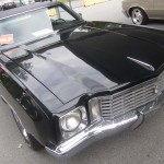 1972 Chevrolet Monte Carlo. Sold at $17,490.