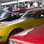 1972 Corvette Stingray Coupe. Sold at $17,490.