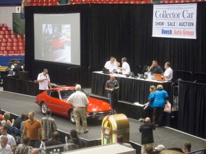 1973 Datsun 240Z. High bid $82,50.
