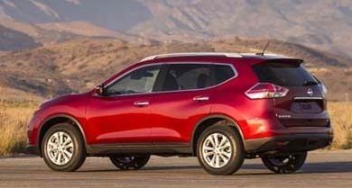 All-new 2014 Nissan Rogue