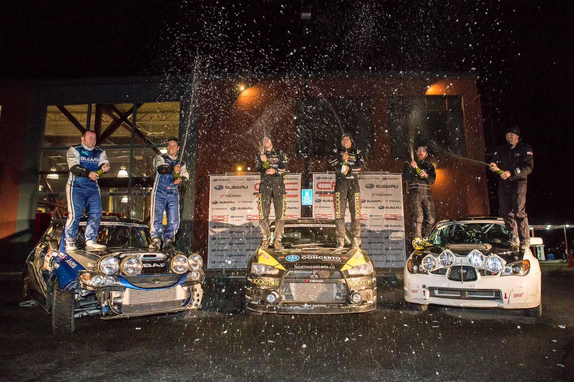 2013 pacific forest rally l estage win puts mitsubishi on top