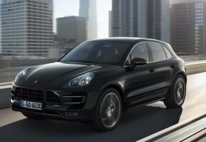 2014 Porsche Macan Turbo.