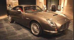 David Brown Automotive Speedback GT.