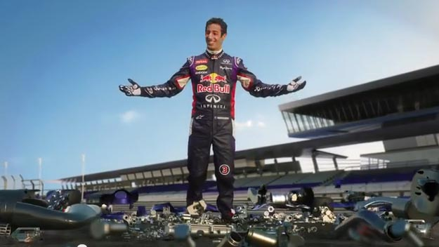 Infiniti Red Bull Racing's Daniel Ricciardo explains the 2014 F1 Championship rules.