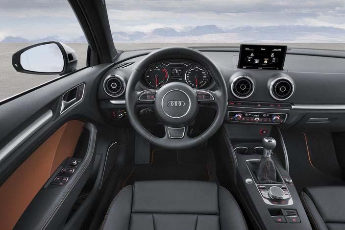 Interior 2015 Audi A3