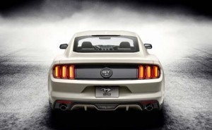 Based on the all-new 2015 Mustang GT fastback with performance pack, the 50 Year Limited Edition is designed to provide customers with outstanding performance and a unique appearance that will be instantly recognizable on the road.