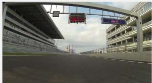 Sochi Autodrom in Krasnodar Krai, Russia, where the inaugural Russian Grand Prix will take place in October 2014.