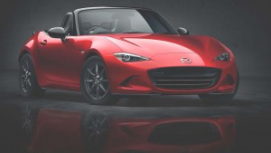 All-new 2016 Mazda MX-5. Photo: CNW Group/Mazda Canada Inc.