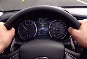 Infiniti Driver Adaptive Steering