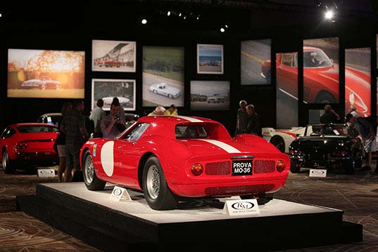 Ferraris reigned supreme at the two-day January 2015 RM Auctions Scottsdale sale.
