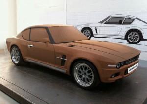The rebirth of a legend—Jensen GT.