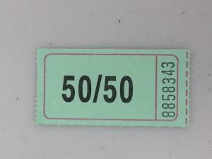 Cadet 50 50 Draw