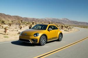 2016 Volkswagen Beetle Dune.