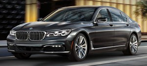All-new 2016 BMW 7 Series.