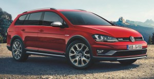 Golf Alltrack.