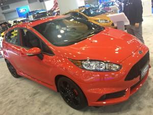 2016 Ford Fiesta ST.