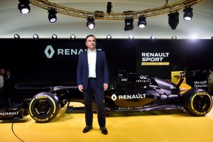 Starting with the new 2016 season, Infiniti will be a technical partner of the new Renault Sport Formula One team.