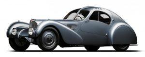1936 Bugatti 57SC Atlantic. Photo: Michael Furman.