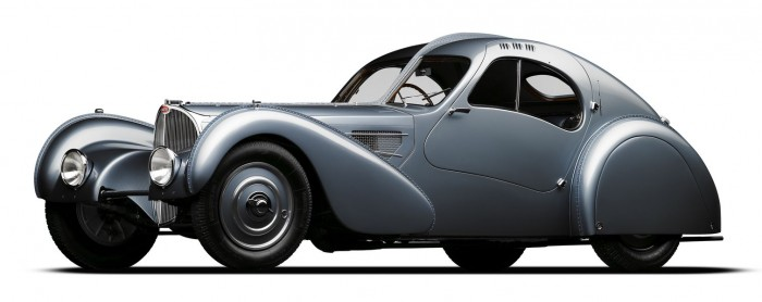 1936 Bugatti 57SC Atlantic. Photo: Michael Furman.