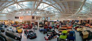 British Motor Museum.