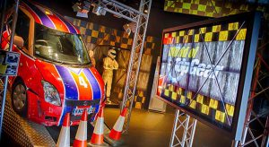 The World of Top Gear at Beaulieu.