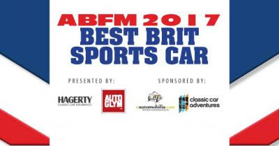 Best Brit Sports Car
