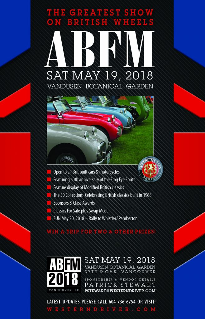2018 ABFM Brochure Cover