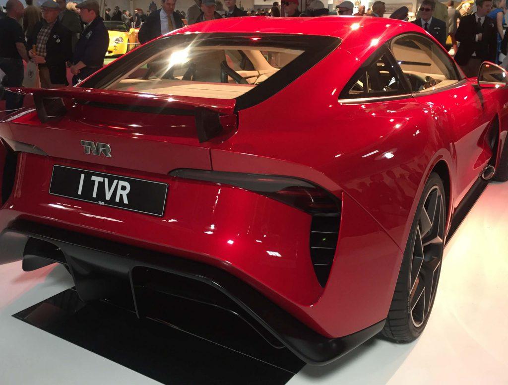 TVR Back
