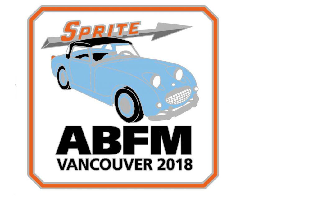 2018 ABFM Metal Dash Plaque.