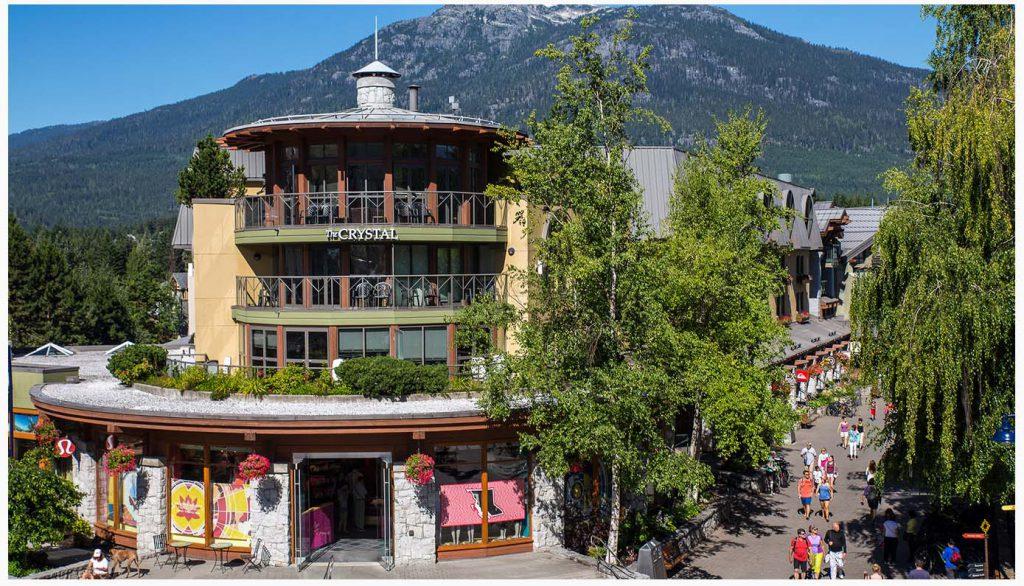 Photo: courtesy Crystal Lodge Hotel Whistler.