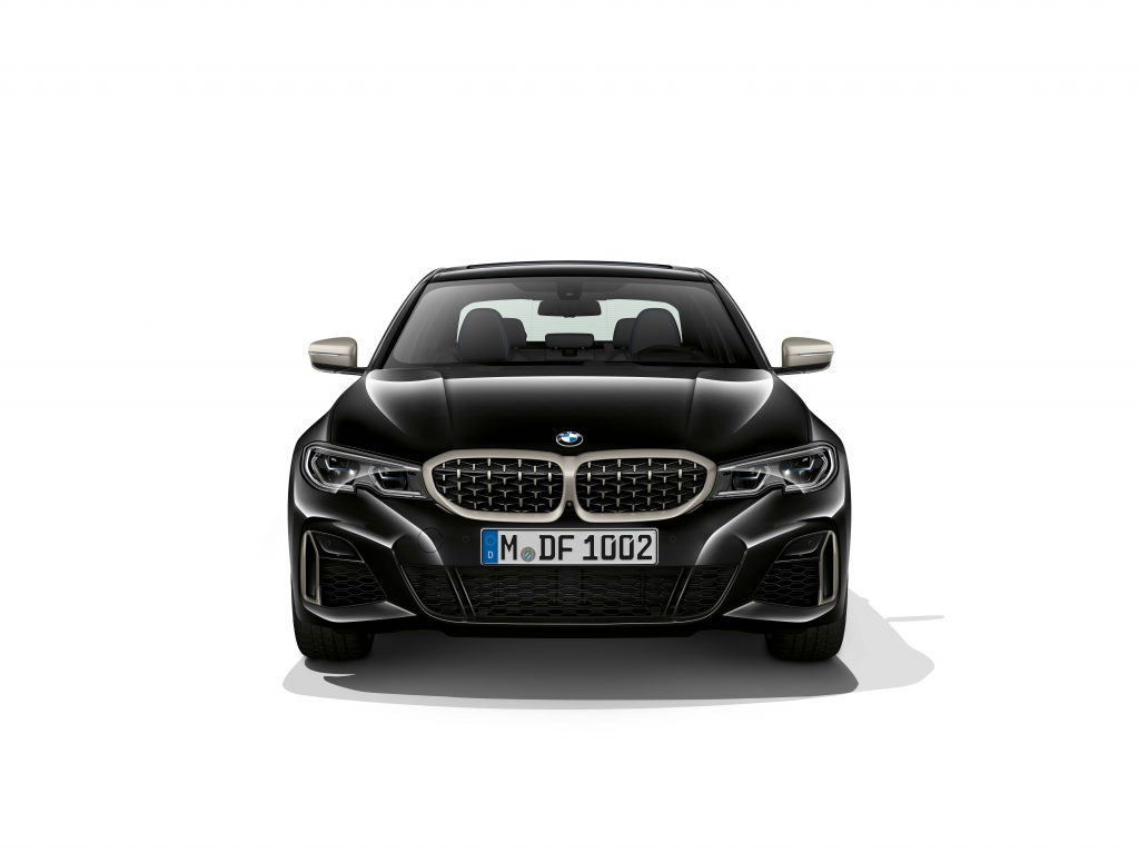 The all-new BMW 3 Series Sedan - BMW M340i xDrive. Photo BMW.
