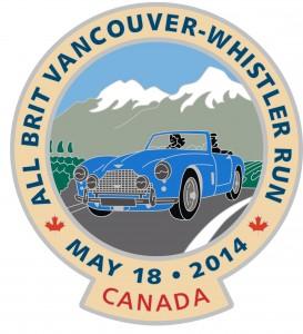 2014 Whistler Run Dash Plaque.