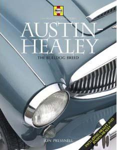 Austin Healey The Bulldog Breed