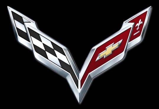 Corvette New Logo