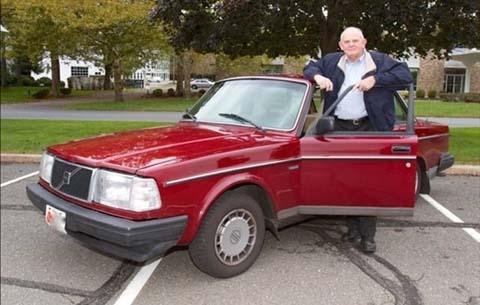 Volvo Million Miler