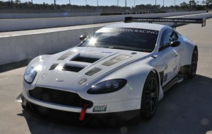 Aston Martin V12-engined GT3 car is a serious contender in the supercar category.