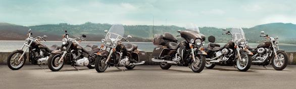Harley Davidson Models