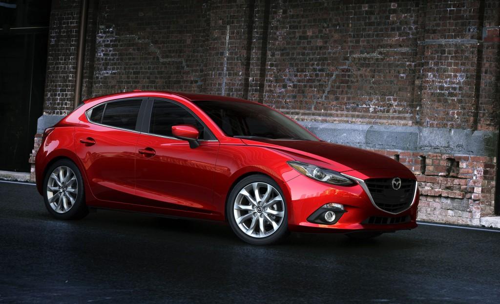 All-new 2014 Mazda3.