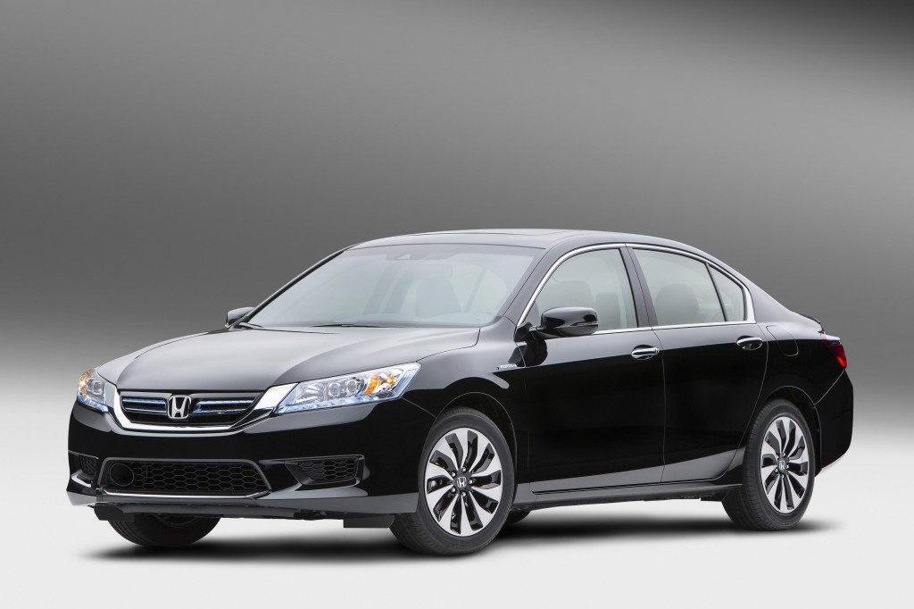 2014 Honda Accord Hybrid to go on-sale in October 2013.